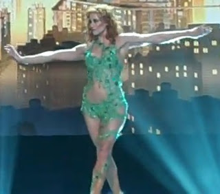 Poison Ivy from Batman Live