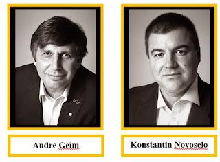 Daftar Peraih Nobel Fisika 5 Tahun Terakhir (2010-2014)