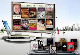 Mis libros... abriéndose camino