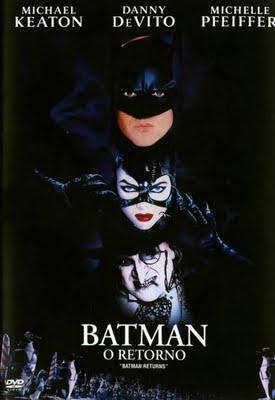 Filme Batman O Retorno Dublado AVI DVDRip