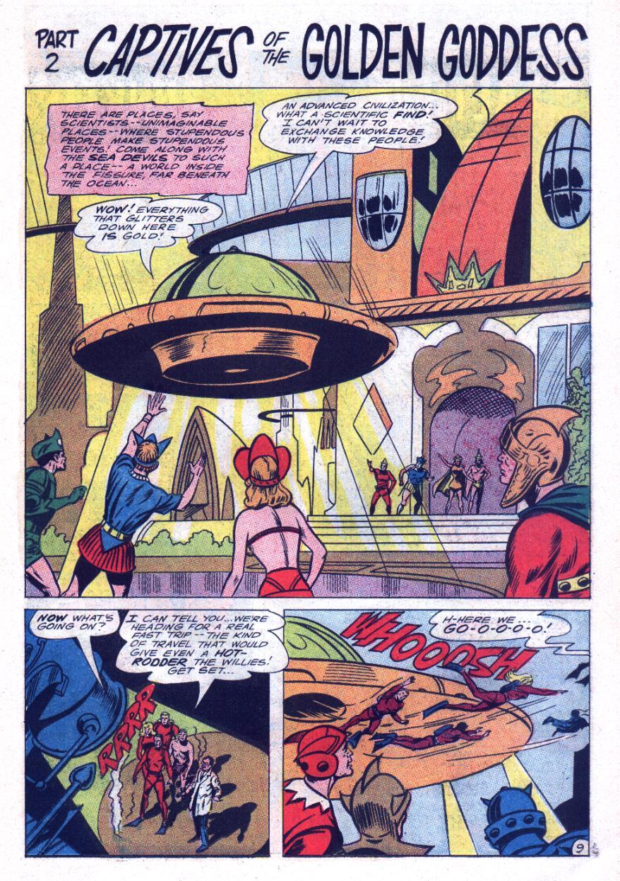 Read online Sea Devils comic -  Issue #29 - 16