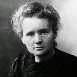 Marie Curie (1867-1934), Científicos famosos