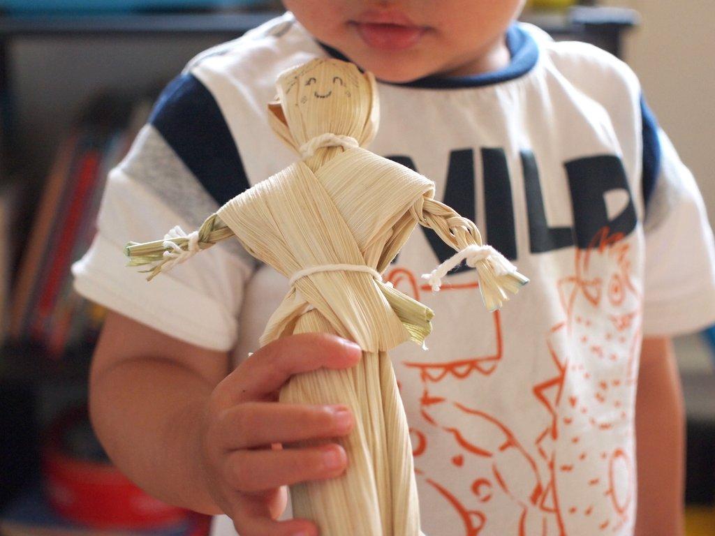Image result for corn husk doll