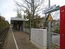 Zusätzliche Fahrradstellplätze an der S-Bahn Duckterath