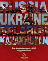 Russia Ukraine Belarus Kazakhstan