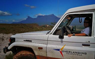 Overlanding Venezuela