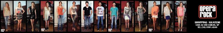 Coleção Primavera/Verão 2013 OPRK