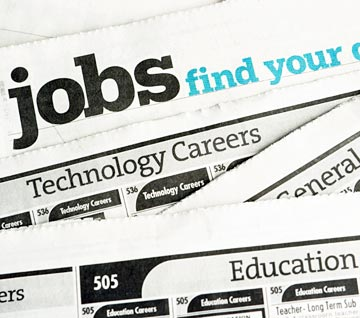 how to find a teaching job