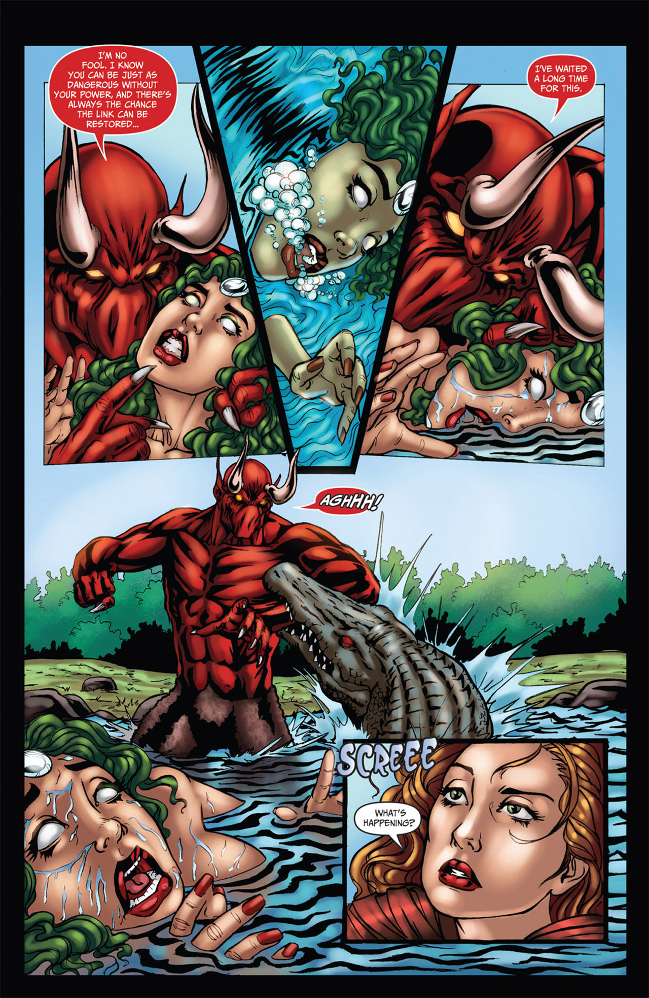 Grimm Fairy Tales (2005) Issue #60 #63 - English 5