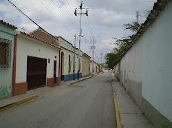 Calles de Quíbor