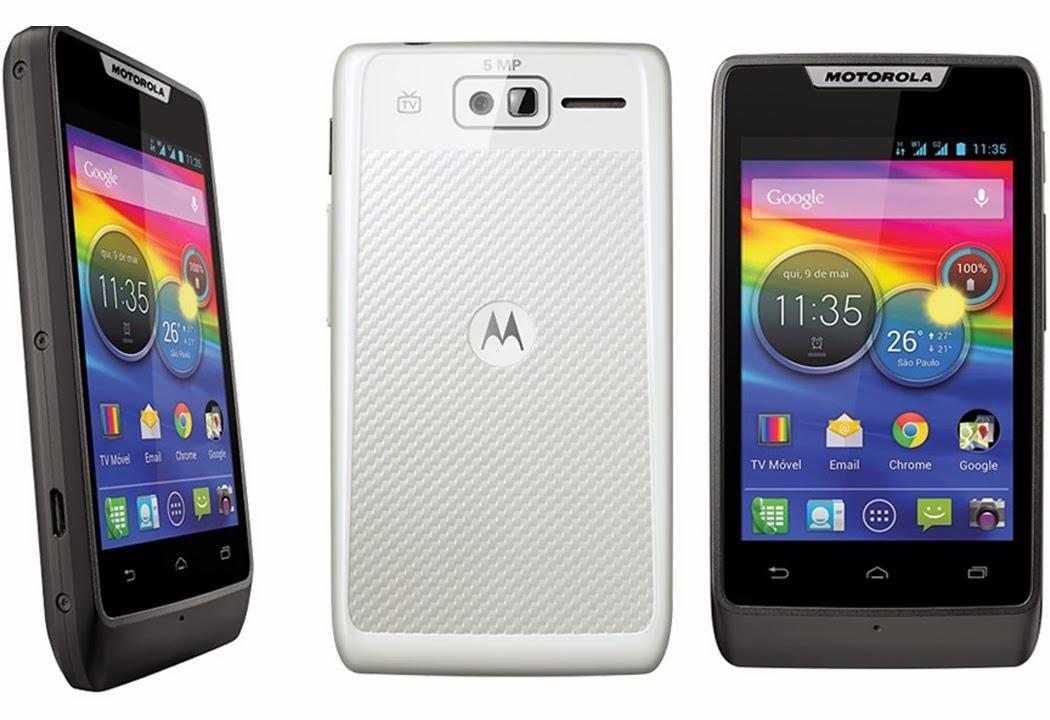 Motorola RAZR D1 Pic