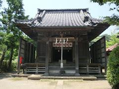鎌倉・八坂大神