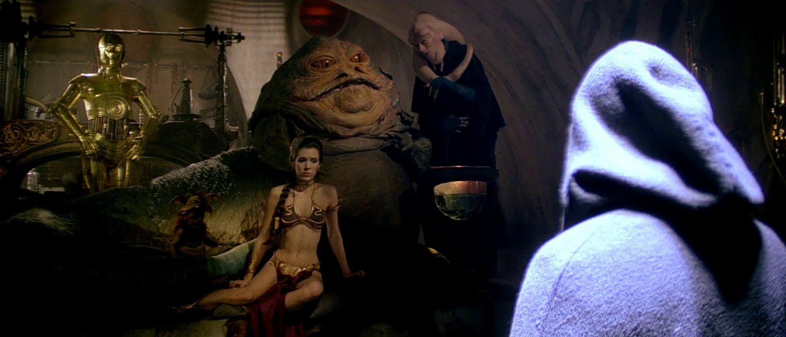 tesess: My Top Ten Worst Star Wars Characters #4: Jabba ... Jabba The Hutt Choked