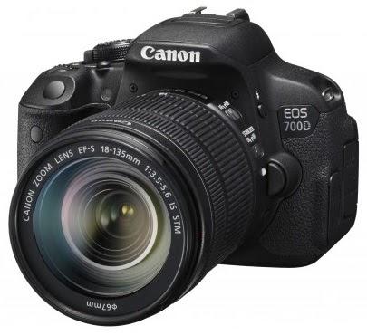 Harga Canon EOS 700D