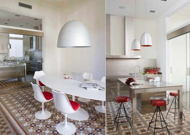 Baldosa hidr ulica decora tu casa con un elemento - Baldosas para interiores ...