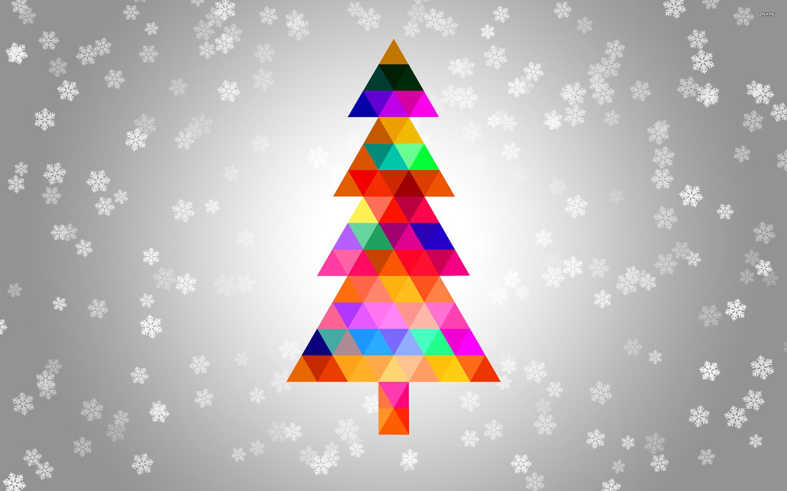 خلفيات شجرة الكريسماس
