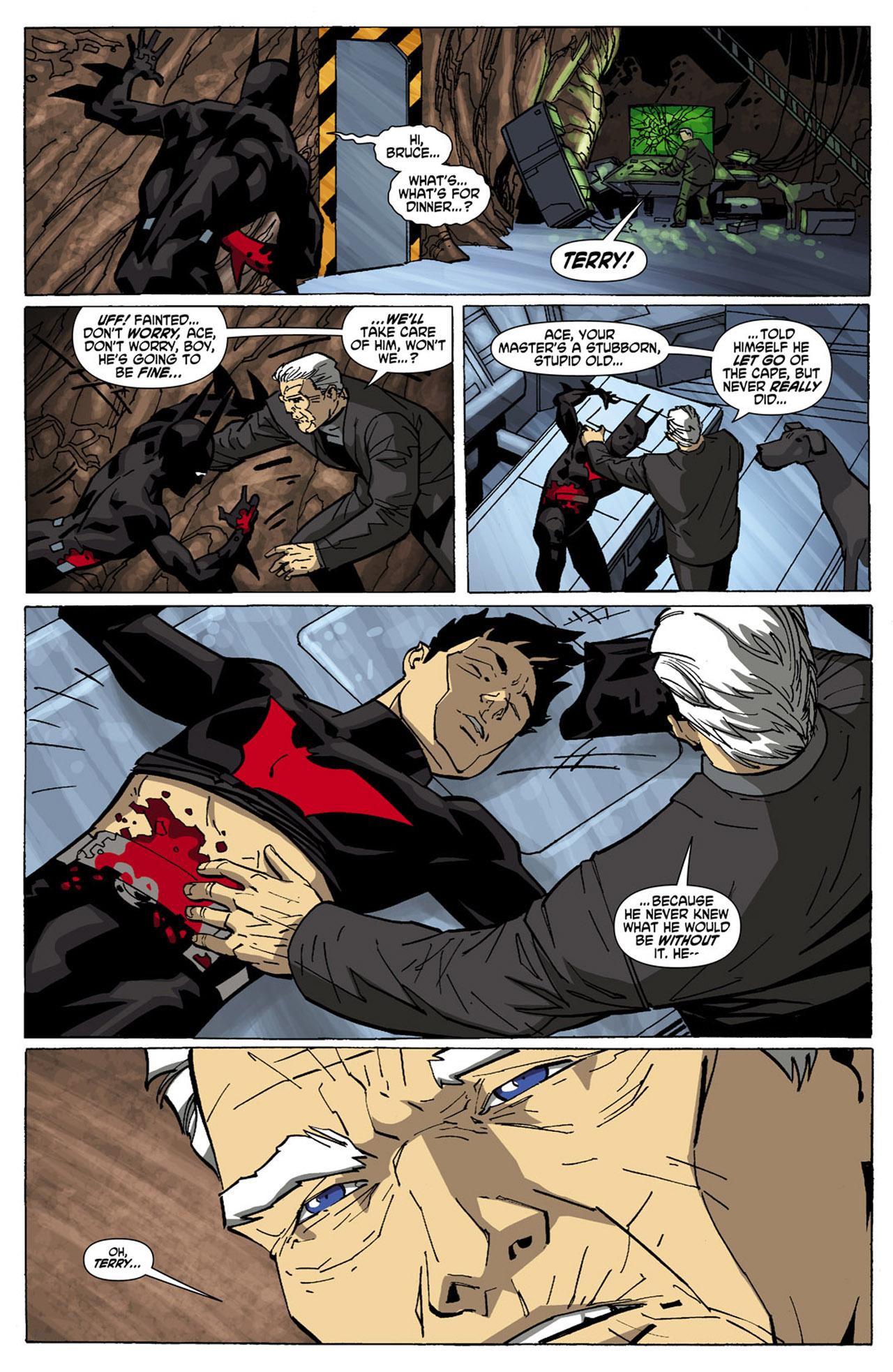 Batman Beyond (2010) Issue #5 #5 - English 20