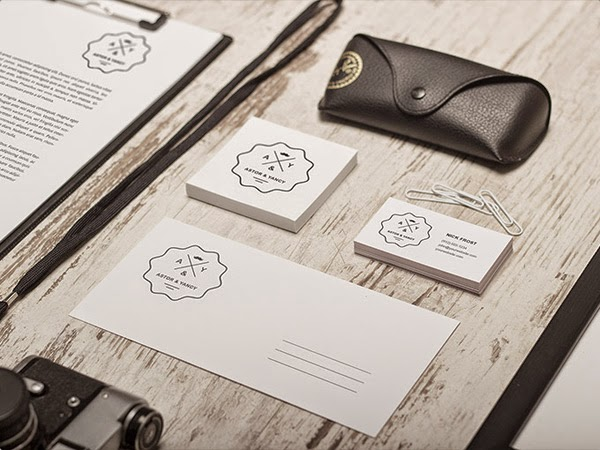 Download Branding Stationery Identity Mockup Gratis - IDENTITY MOCK-UP BY PIXEL BUDDHA