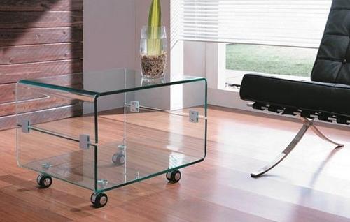 Embelessa deco store mesas metacrilato con estilo for Mesa para tv con ruedas