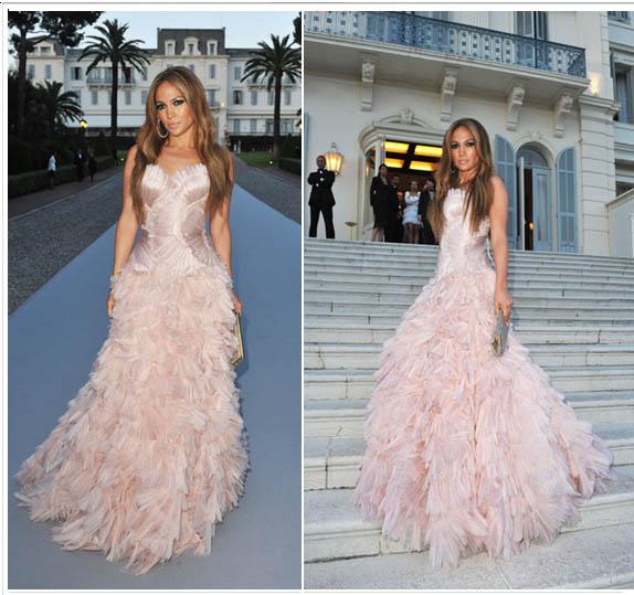 A Fashionable Life Sean Fox Zastoupil Jennifer Lopez