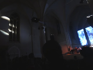 24.10.2015 Münster - Jugendkirche effata[!]: A Winged Victory For The Sullen