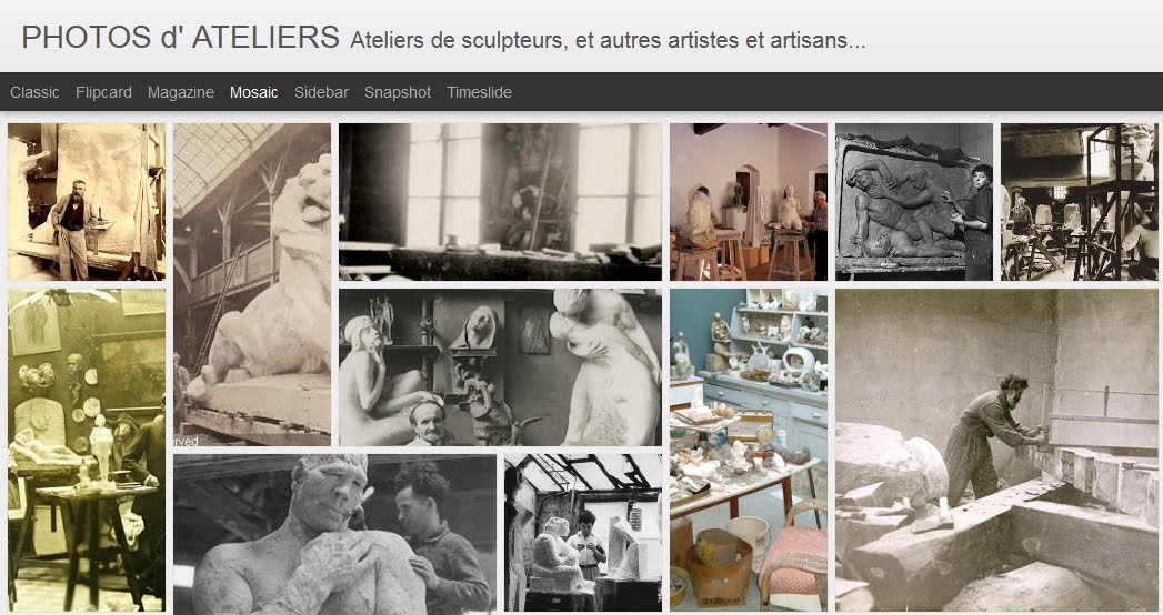 PHOTOS D&#39;ATELIERS