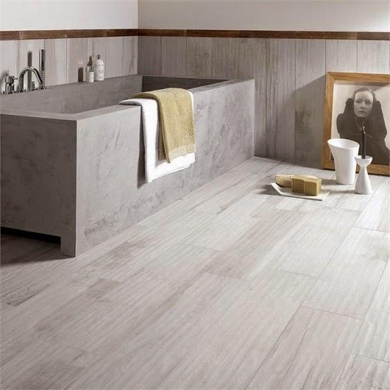 motif lantai kayu keramik kamar mandi