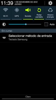 TECLADO ANDROID 4.2