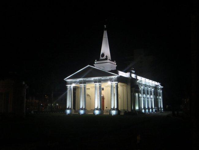 Церковь st. George