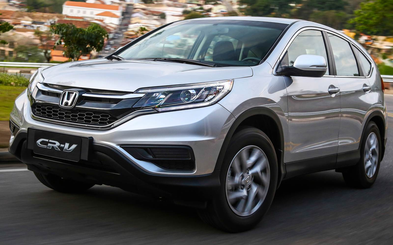 Honda CR-V: SUV mais vendido do mundo