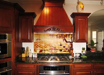 #10 Kitchen Backsplash Design Ideas