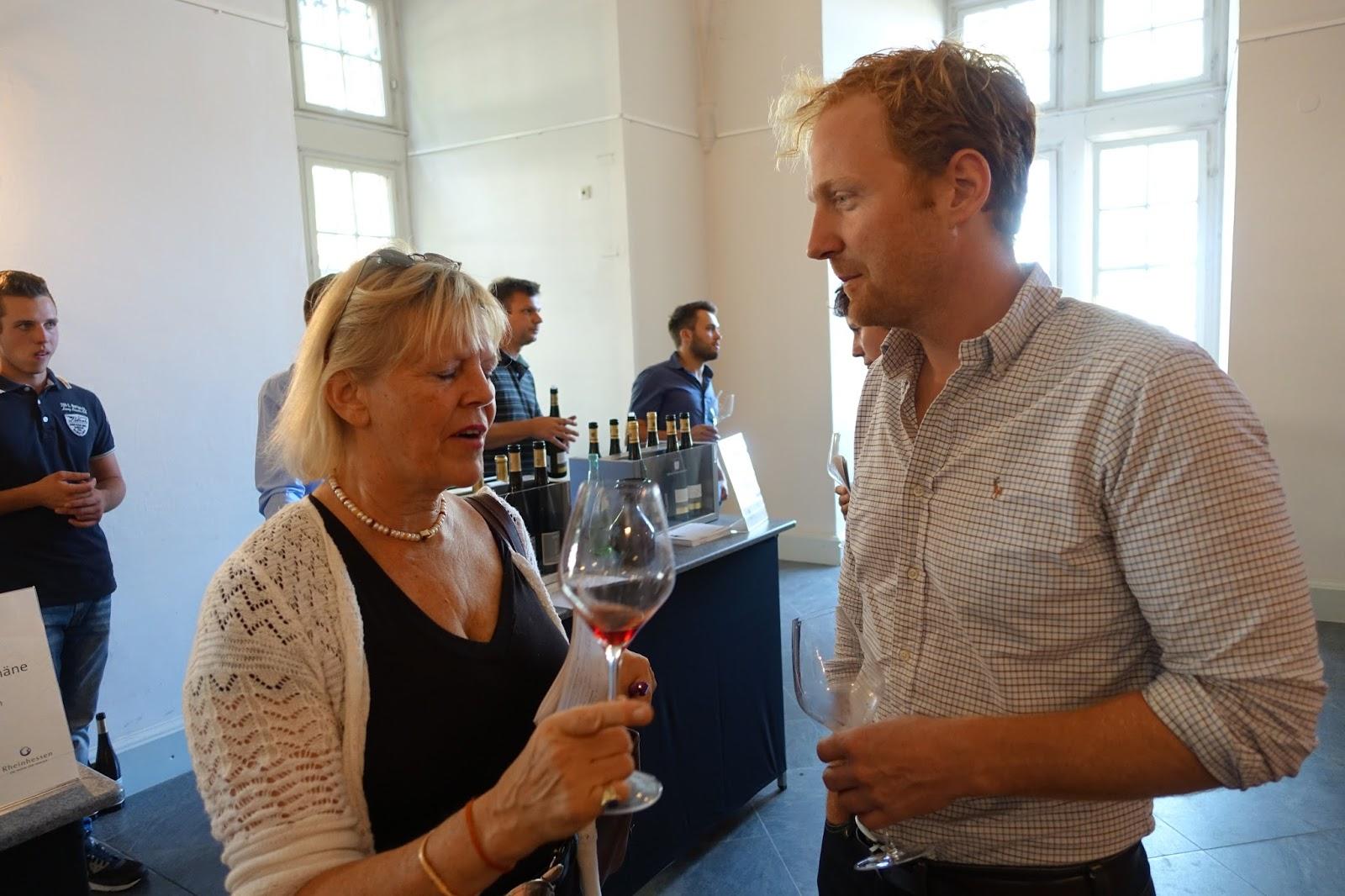 Schiller wine rheinhessen cru wines lagenweine 2014 for Annette hein