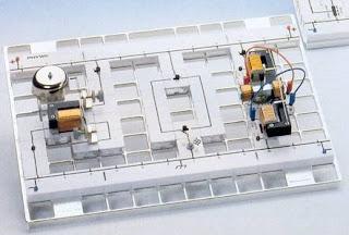 Žákovský stavebnicový systém Elektřina/elektronika