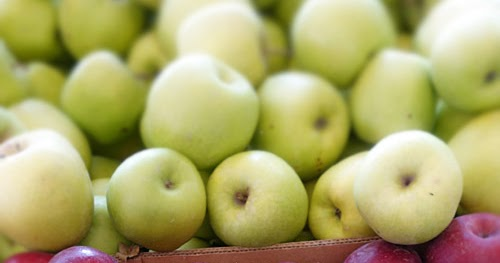 Gluten-Free Goddess® Recipes: Sour Cream Apple Cake