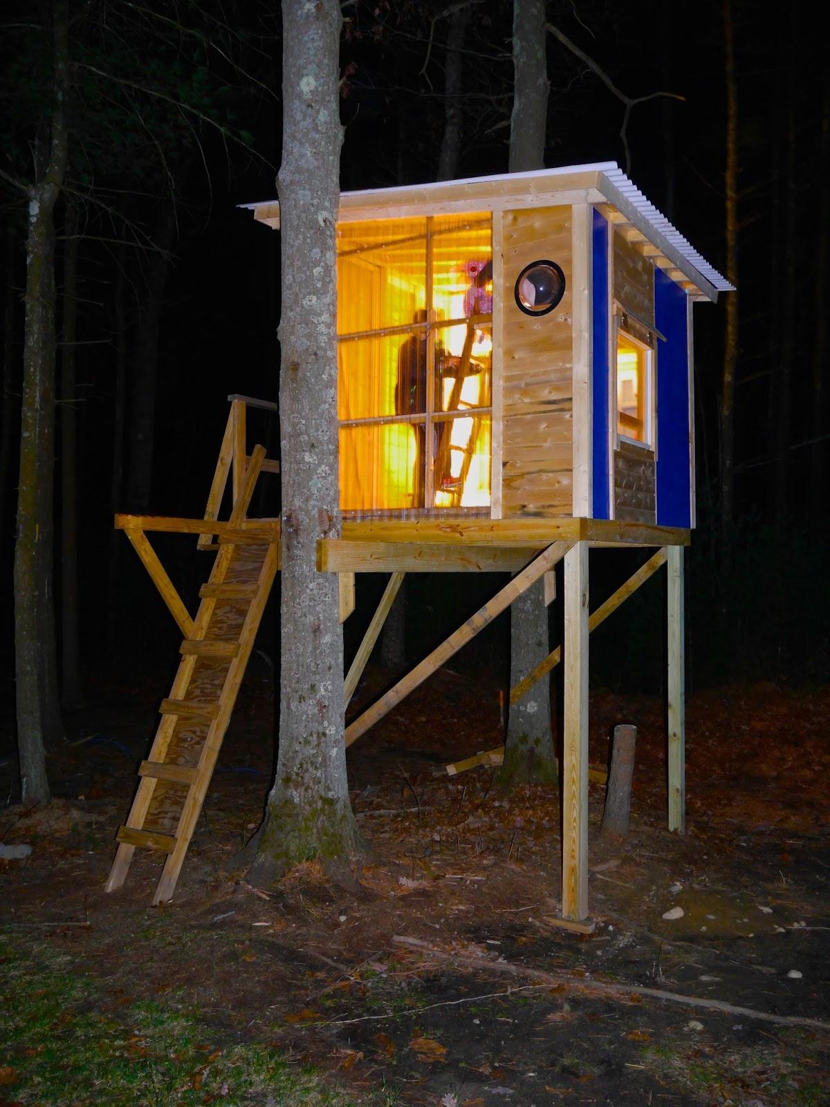 Relaxshackscom Massachusetts Tree House Builders New Work
