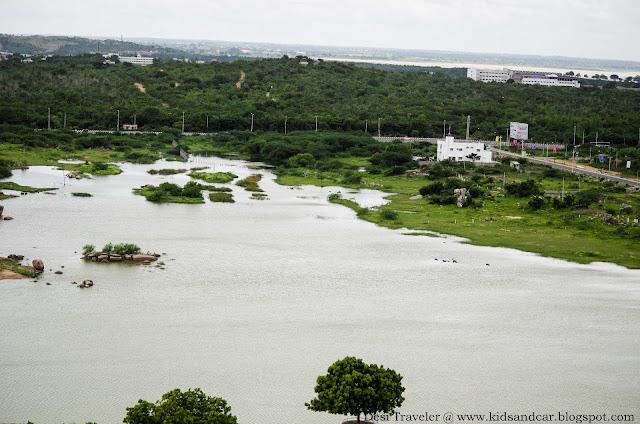 lake near PBEL city