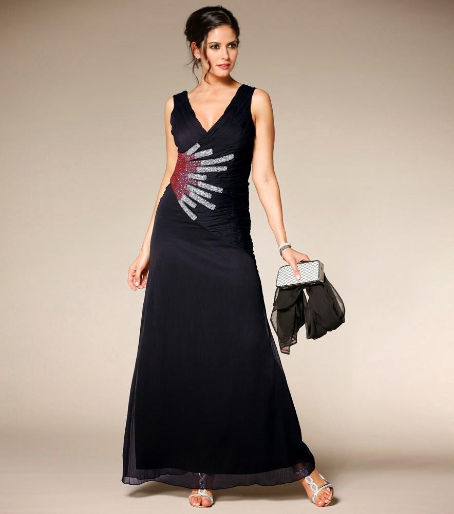 Vestidos largos de fiesta   Moda y tendencias