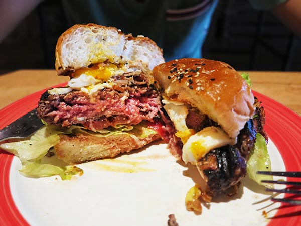510 beef burger