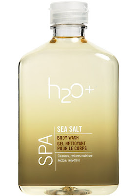 H20+, H20 Plus, H20+ Spa Sea Salt Body Wash, shower gel, shower products, bathtime, bath time
