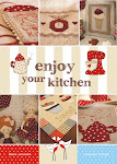 Enjoy your Kitchen libro di cucito creativo di veronica & laura