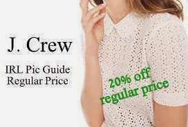 LOOK20 gets 20% off full-price womens apparel