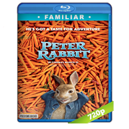 Peter Rabbit (2018) BRRip 720p Audio Dual Latino-Ingles