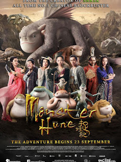 Download Monster Hunt (2015) Subtitle Indonesia