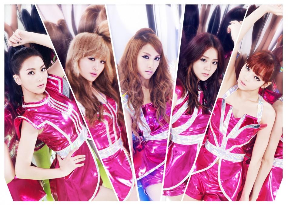 Lengkap Foto KARA sexy Girl Band
