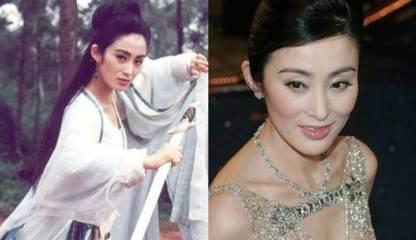 Sharla Cheung Man - Artis mandarin cantik