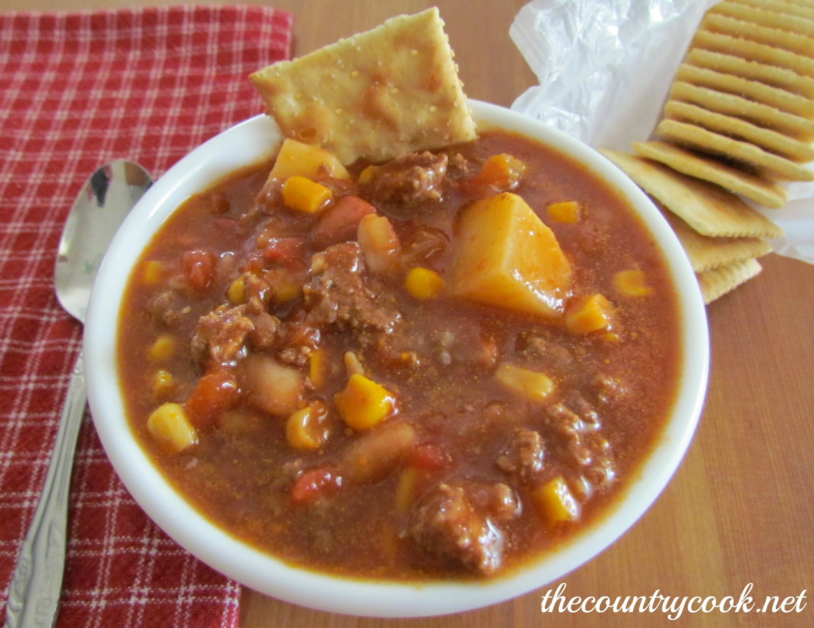 Brunswick Stew - The Country Cook
