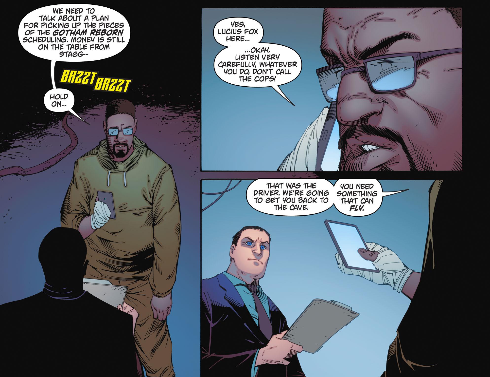 Batman: Arkham Knight [I] Issue #11 #13 - English 18