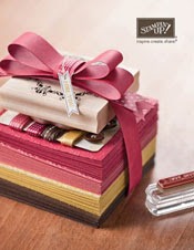 Stampin Up Annual Catalogue 2012-2013