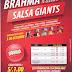 Brahma te lleva a Salsa Giants