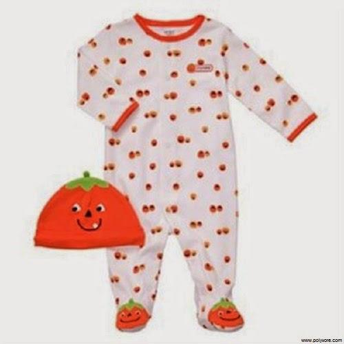 Pyjama bébé fille avec un bonnet